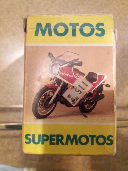 Cartas motos años 80