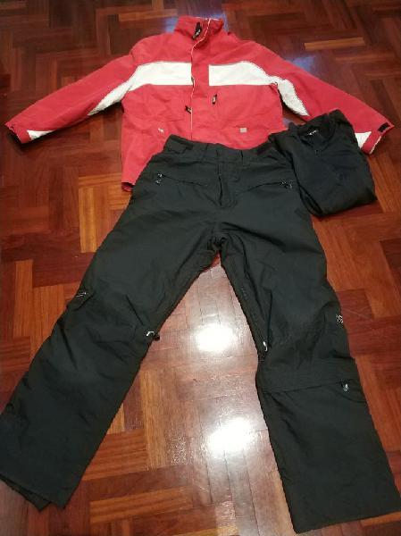 Conjunto de ski hombre xl