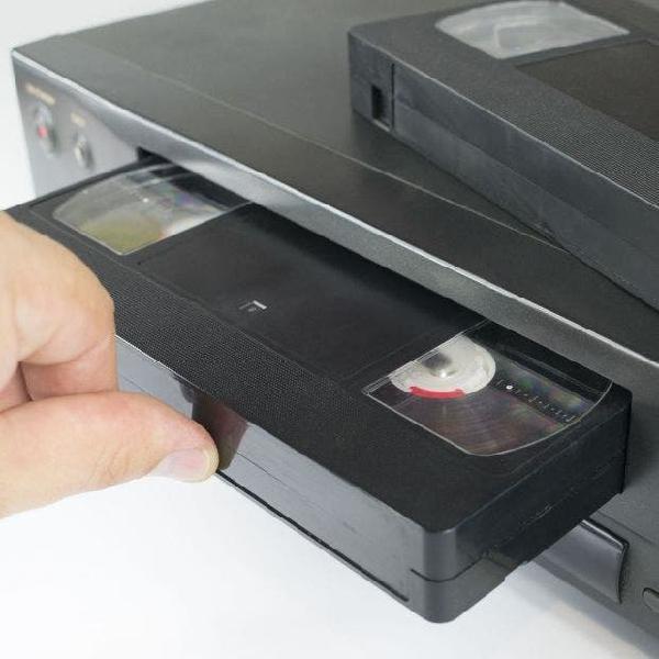 Conversión cinta vhs a pendrive para tu televisor