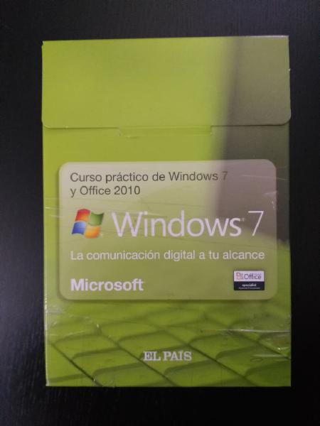 Curso práctico de windows 7 y office 2010