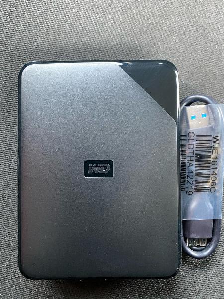 Disco duro wd se externo 3tb usb 3.0