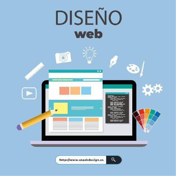 Diseño web, tenga su propia web