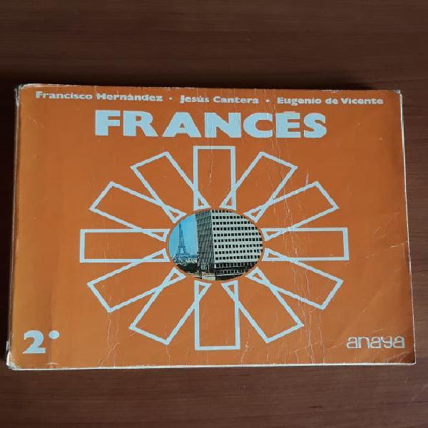 Francés 2° de bup. anaya