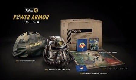Fallout 76 coleccionista nueva