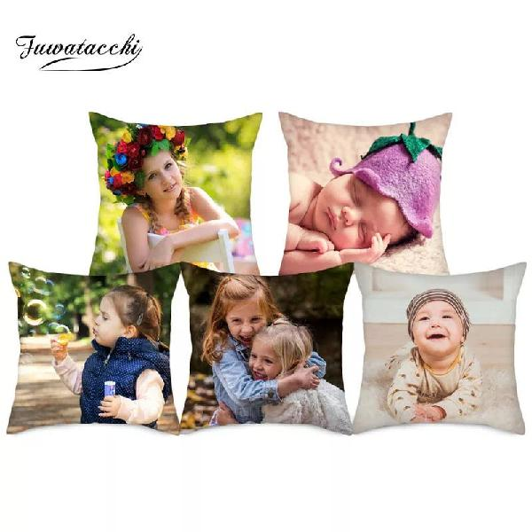 Fundas de cojines personalizadas con tu foto