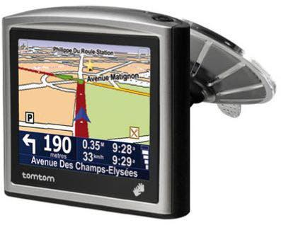 Gps coche tomtom one