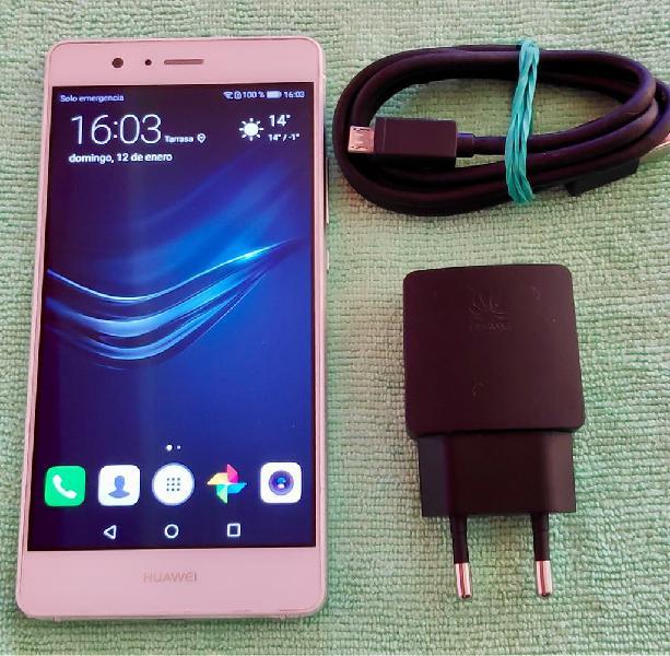 Huawei p9 lite blanco 3g ram 16gb. batería nueva