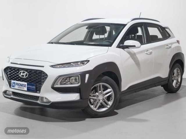 Hyundai kona 1.0 tgdi sle 4x2 de 2019 con 12 km por 19.600