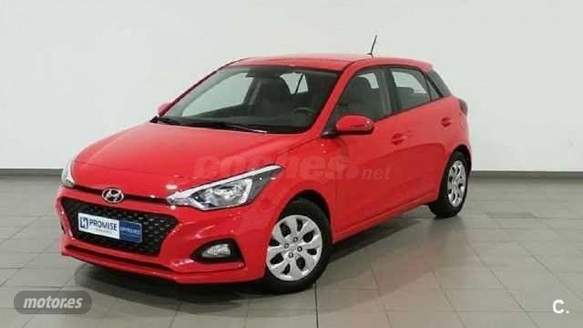 Hyundai i20 1.2 mpi essence le de 2019 con 12 km por 12.900