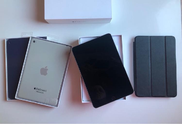 Ipad mini 4 128gb + extras + factura
