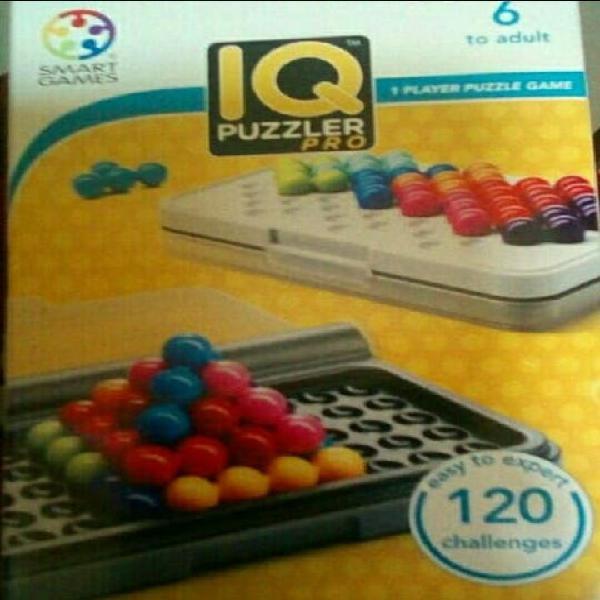 Iq puzzler pro. nuevo