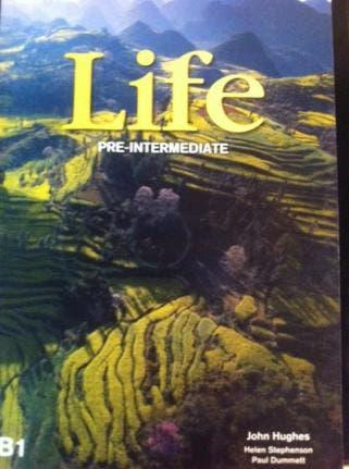 Libro de ingles - life pre intermediate b1