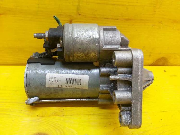 Motor arranque citroen c3 1.4 hdi sx
