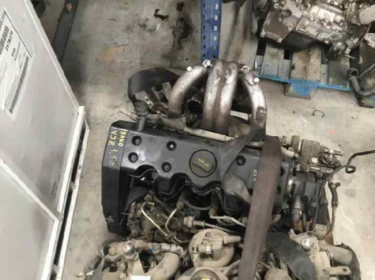 Motor completo citroen saxo 1.5 diesel