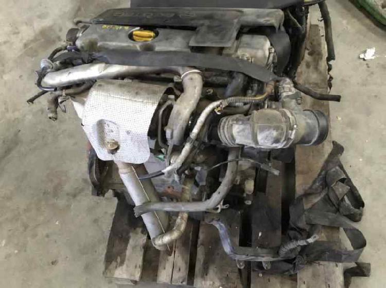 Motor completo opel astra g berlina 2.0 dti