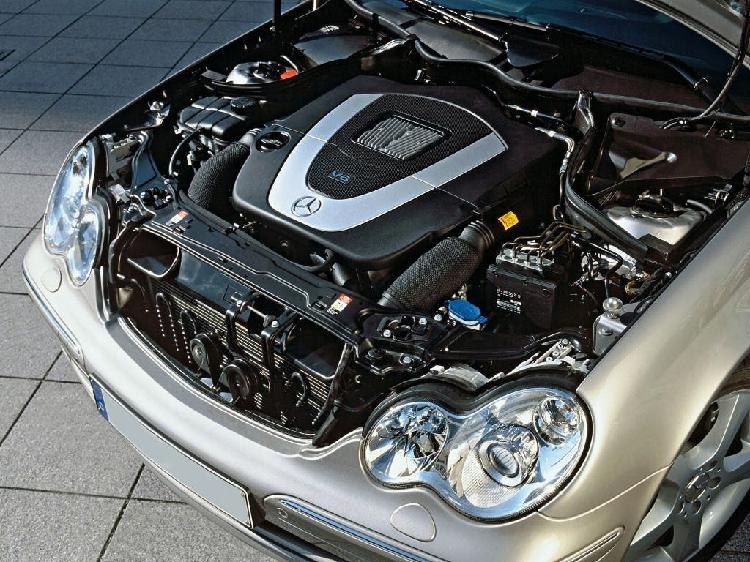 Motor engine mercedes c clase 350 272 960