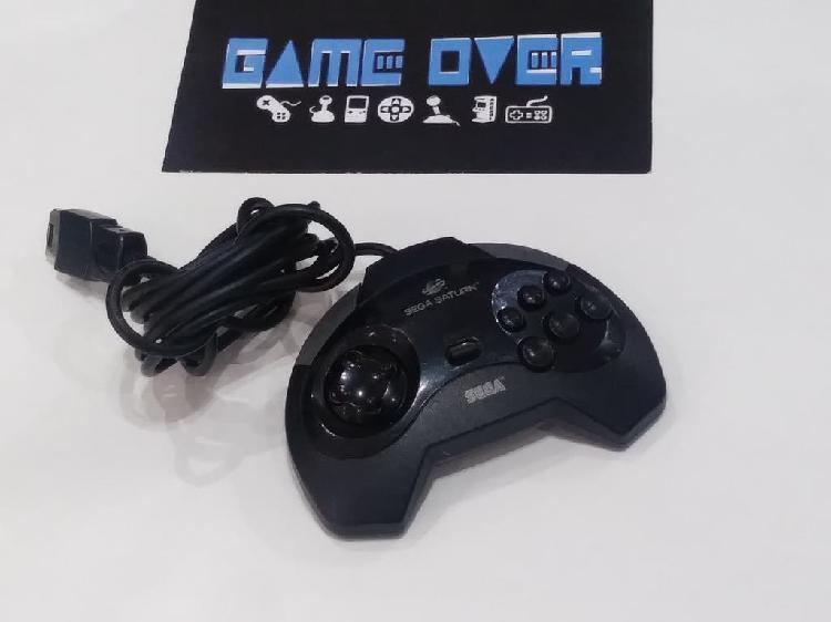 Mando original de Sega Saturn