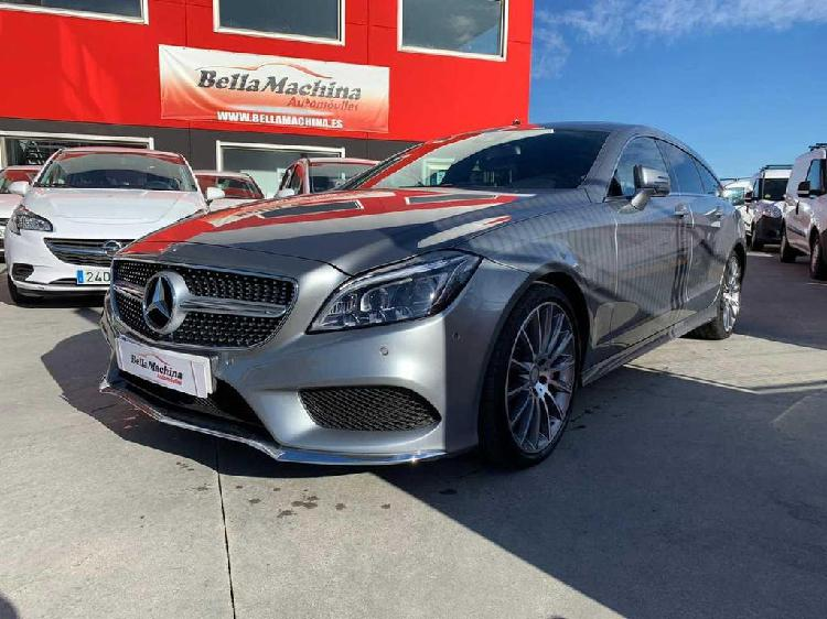 Mercedes clase cls 350 cdi shooting brake *** financiacion