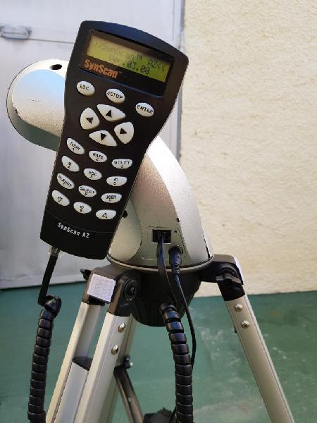 Montura synscan az goto - telescopio