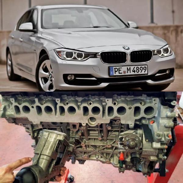 Motor bmw n47d20a n47d20c 306d3 396d4