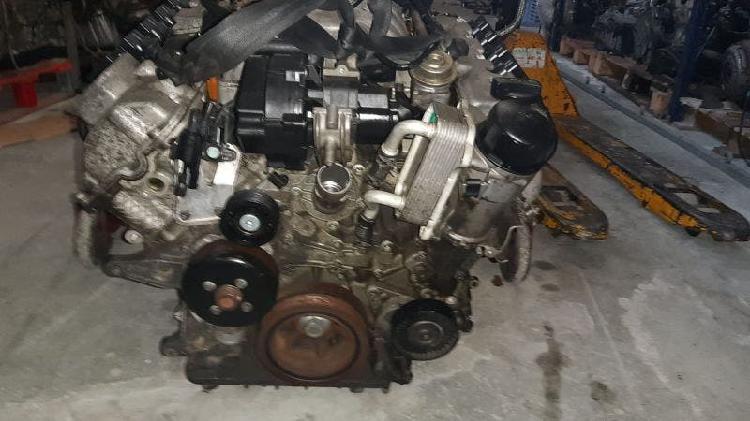 Motor completo mercedes clase e 500(w211)