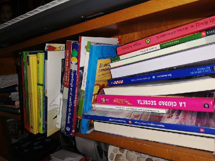 Novelas, libros, cuentos... en lote o por separado