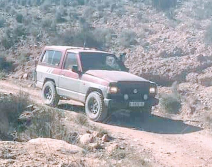Nissan patrol k260