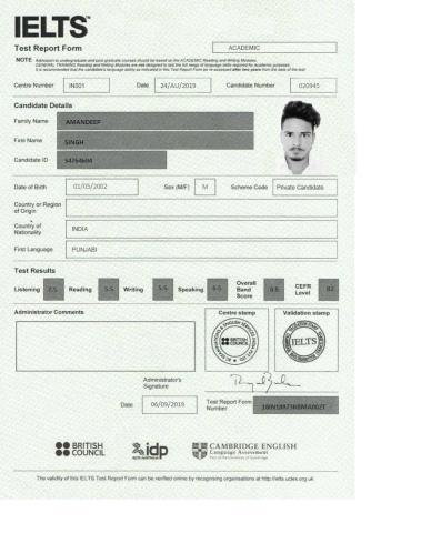Online instant ielts certificates (whatsapp....
