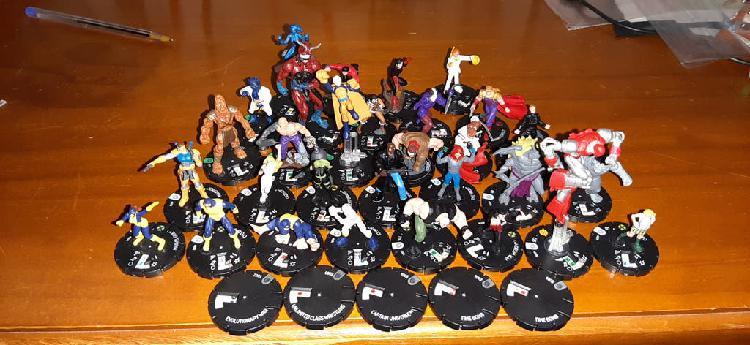Pack heroclix colección mutations & monsters.