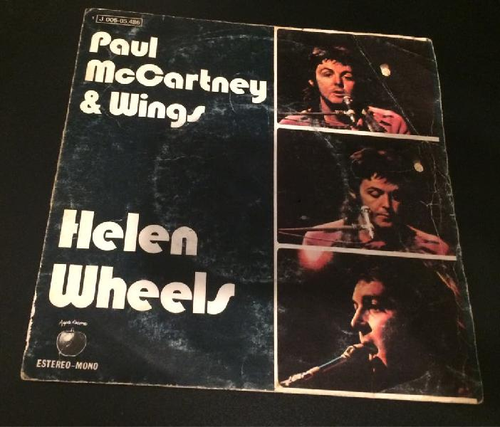 Paul mccartney and wings disco vinilo