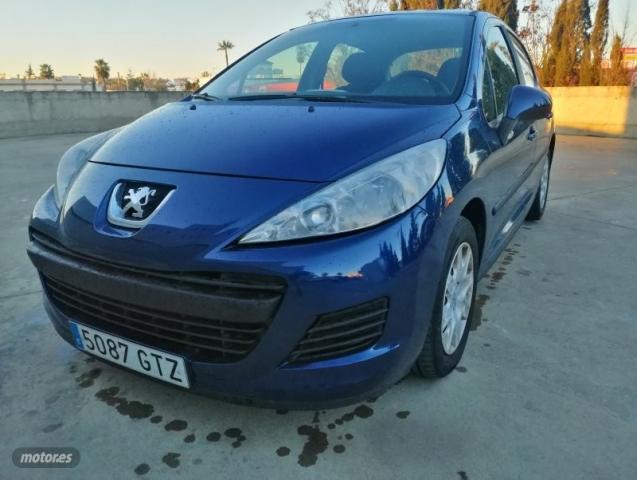 Peugeot 207 1.4 hdi de 2010 con 170.000 km por 3.250 eur. en