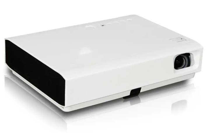 Proyector led 3200lum wifi + pantalla electrónica