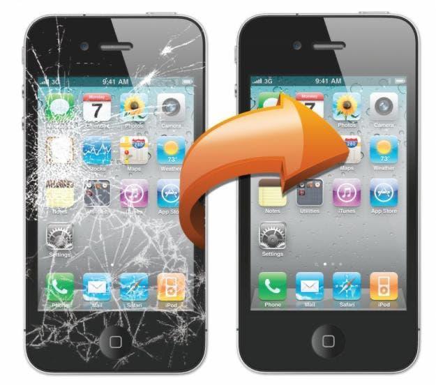 Reparamos móviles y tablets