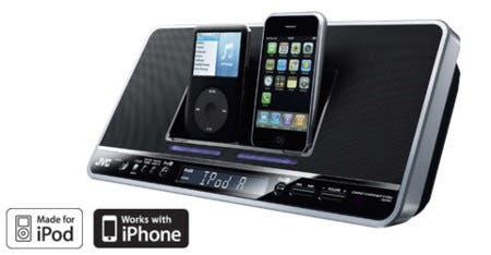 Reproductor/altavoces ipod o iphone