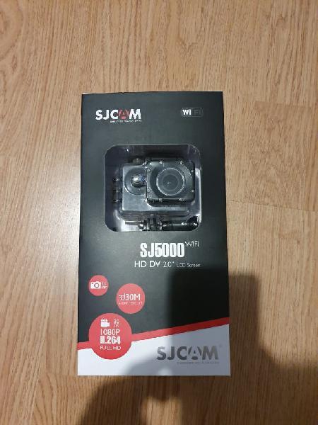 Sjcam sj5000 wifi + microsd 32gb