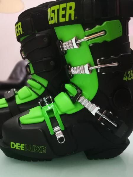 Snowboard bota dura. hard boots deeluxe 425 + f1