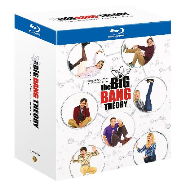 The big bang theory serie completa en blu-ray