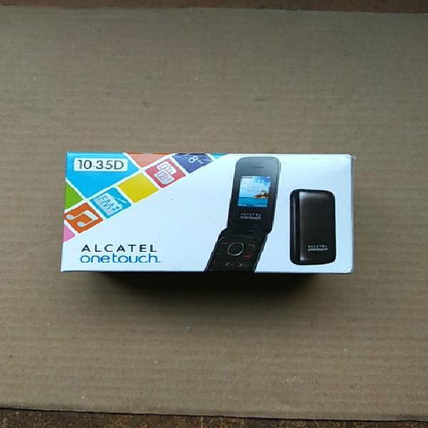 Teléfono alcatel 1035d nuevo