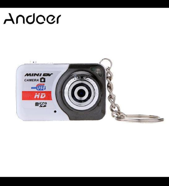 X6 mini cámara portátil