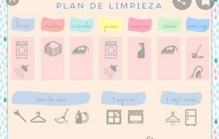 Española profesional para limpieza betera