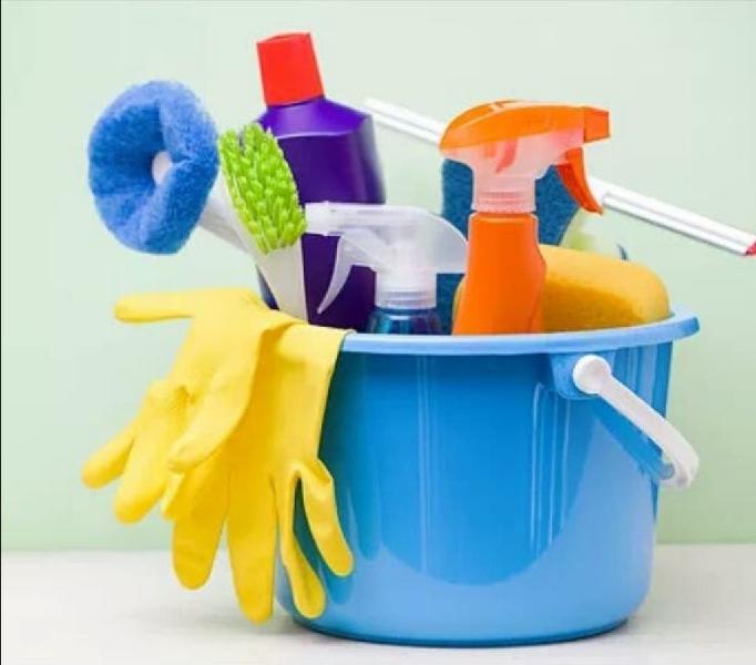 Limpieza del hogar tardes