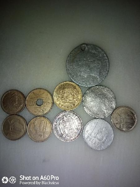 Monedas psts