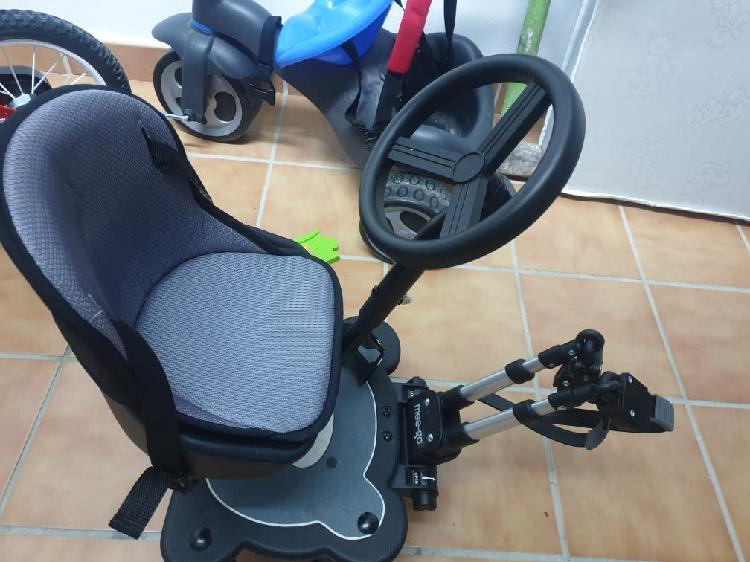 Patin universal para carro bebe