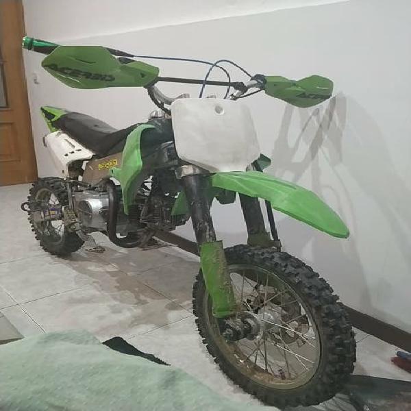 pit bike Orión agb 125cc 4T