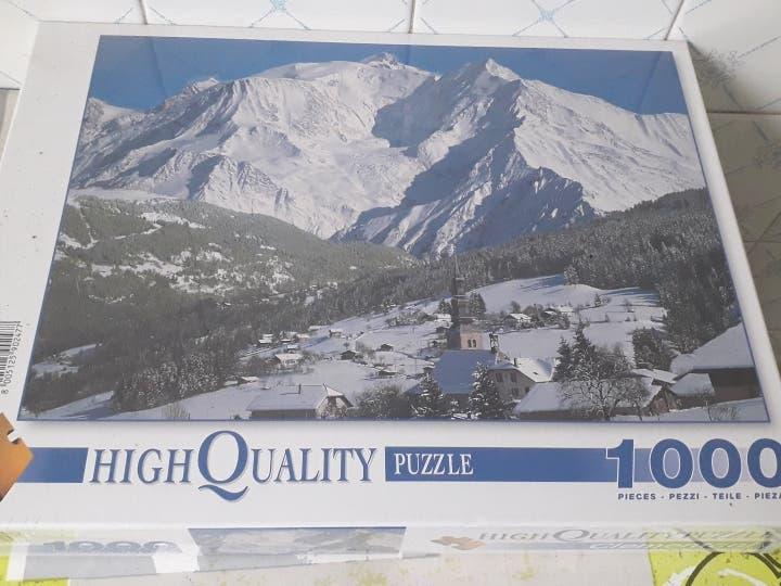 Puzzle de 1000 piezas