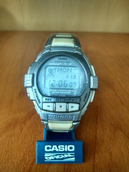 Reloj casio vintage vcl110 japan