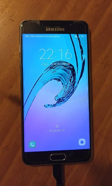 Samsung a5 2016 libre caja no negociables