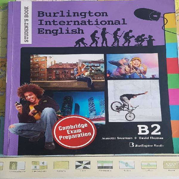 Student's book burlington international