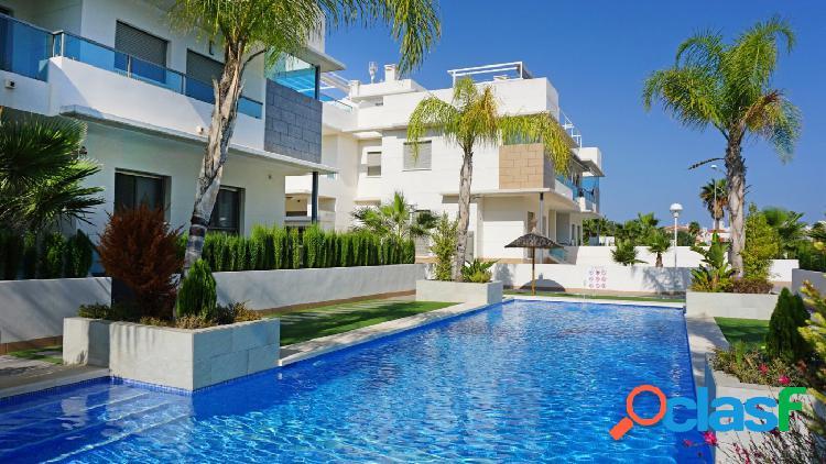Apartamentos obra nueva en residencial gran sol - ciudad quesada