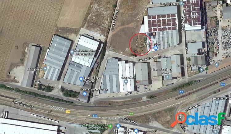 Solar industrial p.i. la fundición.